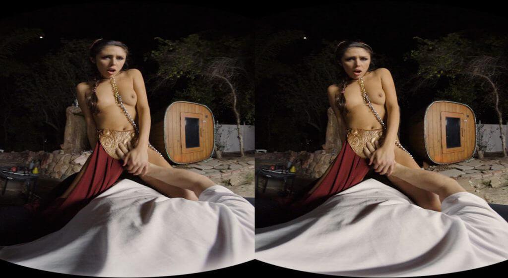 WankzVR VR Porn slave princess VR porno